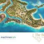 شركة البحر الأحمر للتطوير ترسي أولى عقود انترنت الأشياء لشركة MachinsTalk