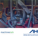 MachinesTalk  deliver gas supply chain and asses management to AHG CO.LTD